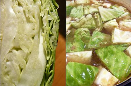 Cabbage Layers - In the Pot_ForkFingersChopsticks.com