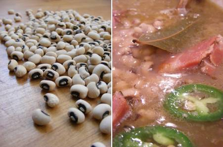 Black Eyed Peas _ Dry_ Stewing_ForkFingersChopsticks
