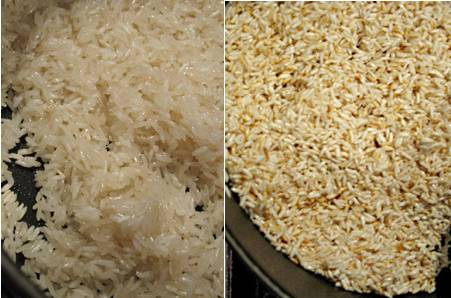Browning Rice-ForkfingersChopsticks