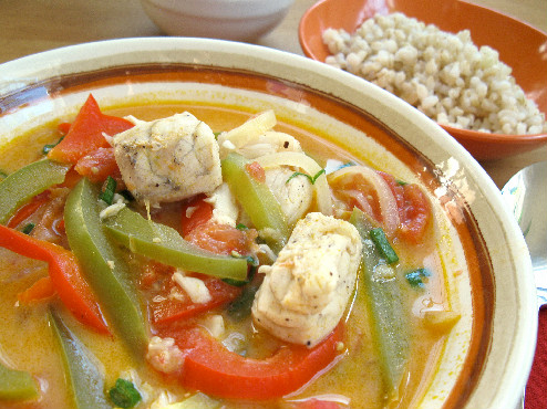 coconut fish stew spicy coconut fish soup jpg coconut fish stew brazil ...